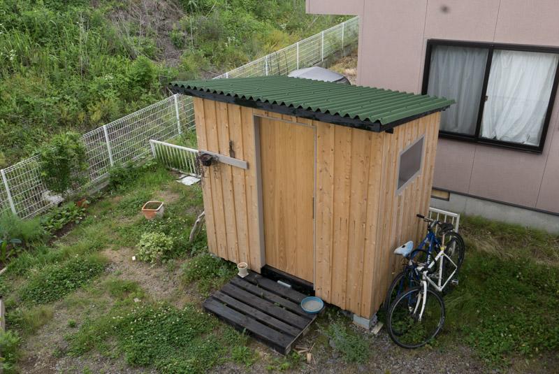 小屋 DIY